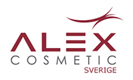 Alexcosmetic Sticky Logo